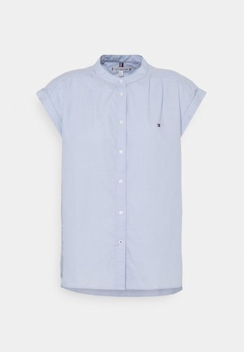 OXFORD RELAXED  - Basic T-shirt - breezy blue