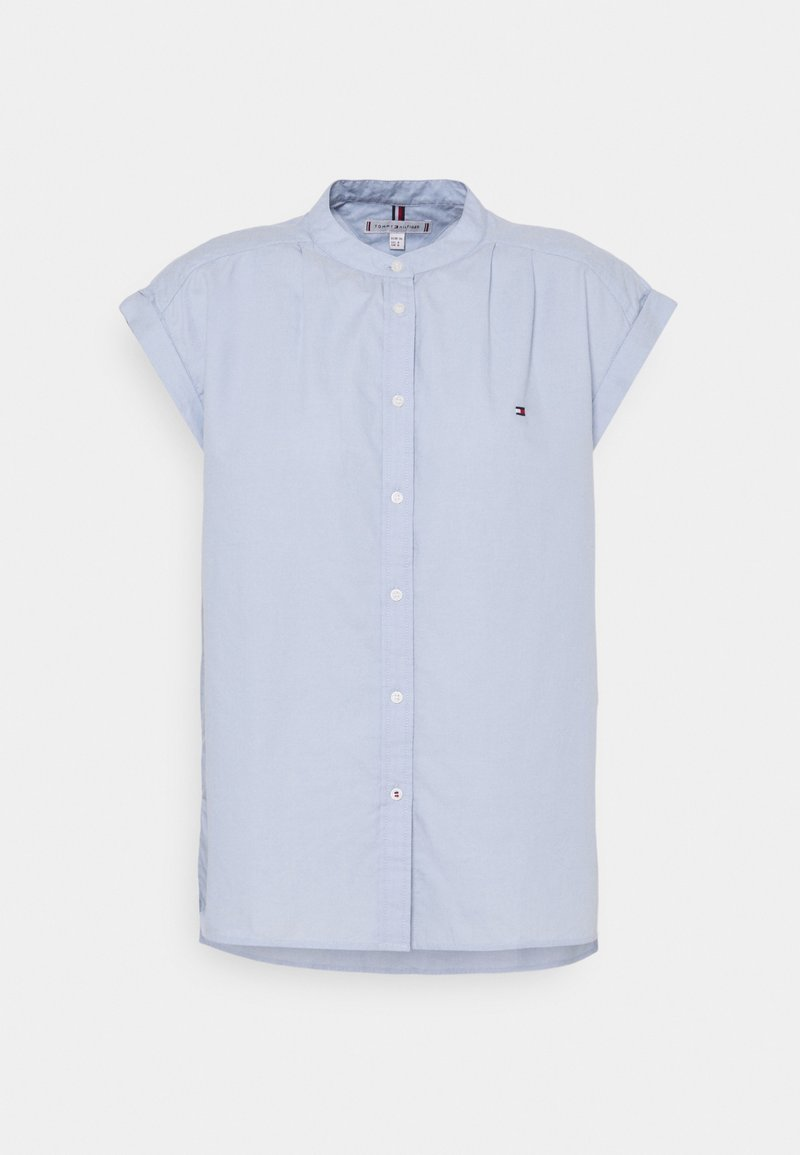 Tommy Hilfiger - OXFORD RELAXED  - Basic T-shirt - breezy blue