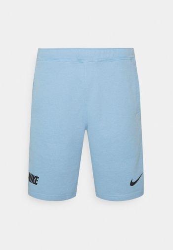 REPEAT  - Shorts - psychic blue/white/black