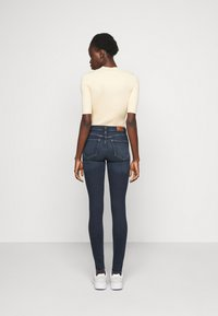 River Island Tall - Jean droit - dark auth - 2