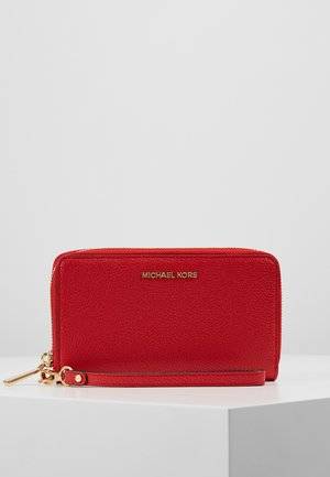 FLAT CASE - Lommebok - bright red