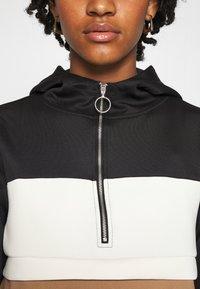 ONLY - ONLSCARLA  - Summer jacket - black/ ecru/ toasted coconut - 5