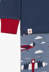 Hatley - KIDS PLANES SET - Pyžamová sada - blue - 5