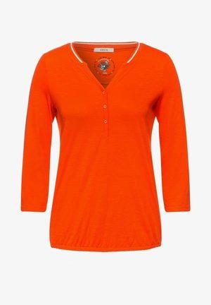 MIT RIPPKRAGEN - Long sleeved top - orange
