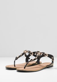 Anna Field - T-bar sandals - black - 2