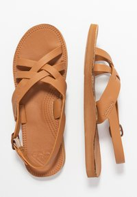Roxy - TONYA  - Sandals - tan - 3