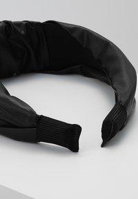 Even&Odd - HEADBAND - Haar-Styling-Accessoires - black - 2
