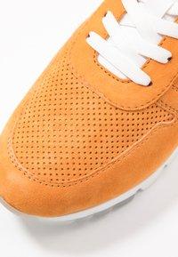 Tamaris - LACE-UP - Trainers - orange - 2