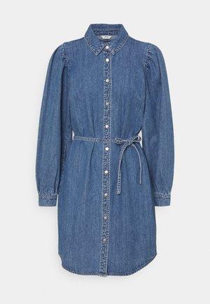 ONLROCCO LIFE DRESS  - Vestito di jeans - medium blue denim