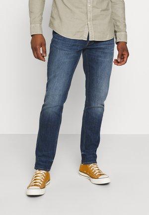 LOU  - Jeans slim fit - dark-blue denim