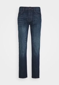Emporio Armani - Straight leg jeans - blue denim - 4