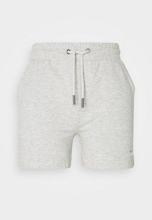 AMIRA - Short de sport - light grey
