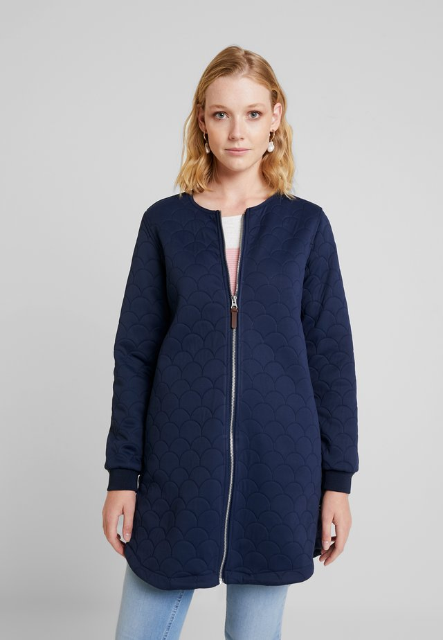 MATILDE THERMO COAT - Chaqueta fina - navy