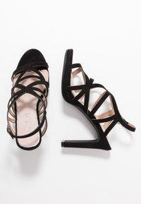 Mariamare - Sandály na vysokém podpatku - black - 3