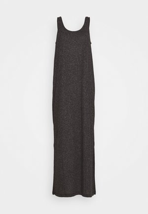SLFIVY DRESS - Maxi šaty - black