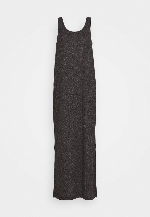 SLFIVY DRESS - Maxi dress - black