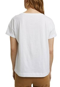 Esprit - Print T-shirt - white colorway - 6
