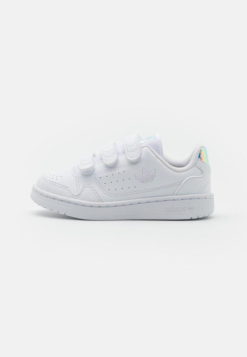 adidas Originals - NEW YORK CITY 90 UNISEX - Trainers - footwear white
