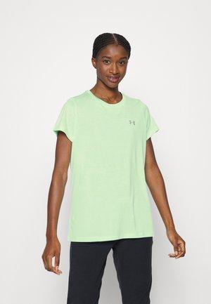 TECH TWIST - Basic T-shirt - mint