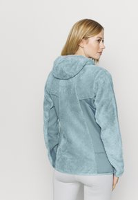 Salewa - TOGNAZZA - Fleece jacket - blue fog melange - 2