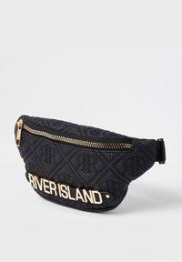 River Island - Bum bag - black - 2
