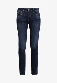 Le Temps Des Cerises - PULP REG - Straight leg jeans - blue - 4