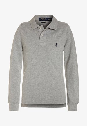 BASIC SLIM FIT - Polo shirt - andover heather