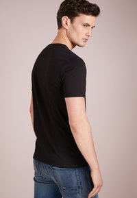 BOSS - TALES - T-shirt basique - black