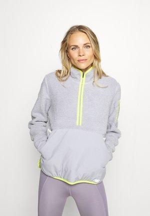 Q SPEED ANORAK - Sports jacket - whisper grey