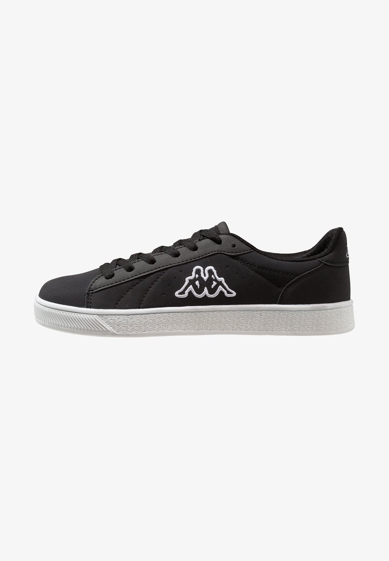 Kappa - MESETA - Sports shoes - black/white
