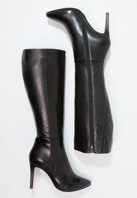 Steven New York - NOLITA - Stivali con i tacchi - black - 3