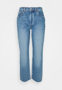 Boyish - THE TOMMY STRETCH HIGH RISE - Straight leg jeans - the fire within - 0