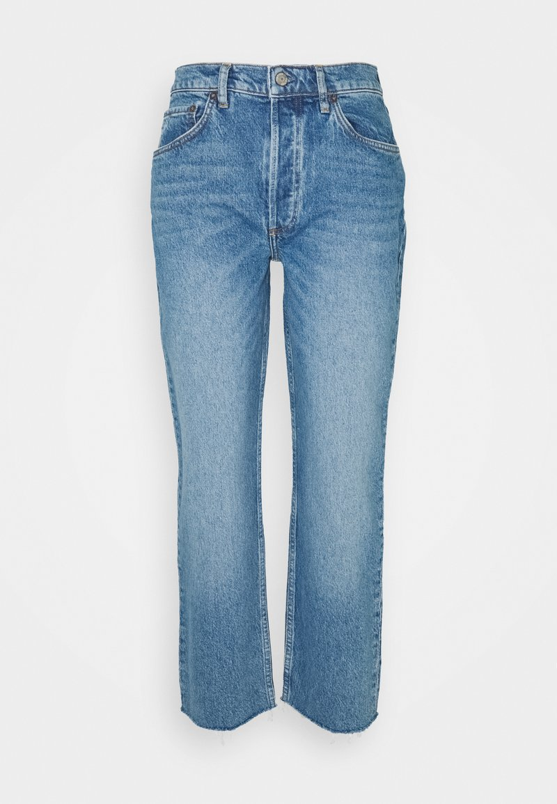 Boyish - THE TOMMY STRETCH HIGH RISE - Straight leg jeans - the fire within