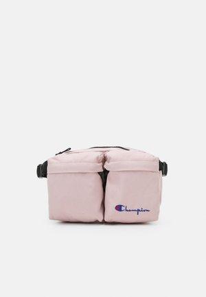 BELT BAG - Ledvinka - light pink