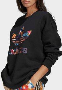 adidas Originals - HER STUDIO LONDON SWEATSHIRT - Sweatshirt - black - 3
