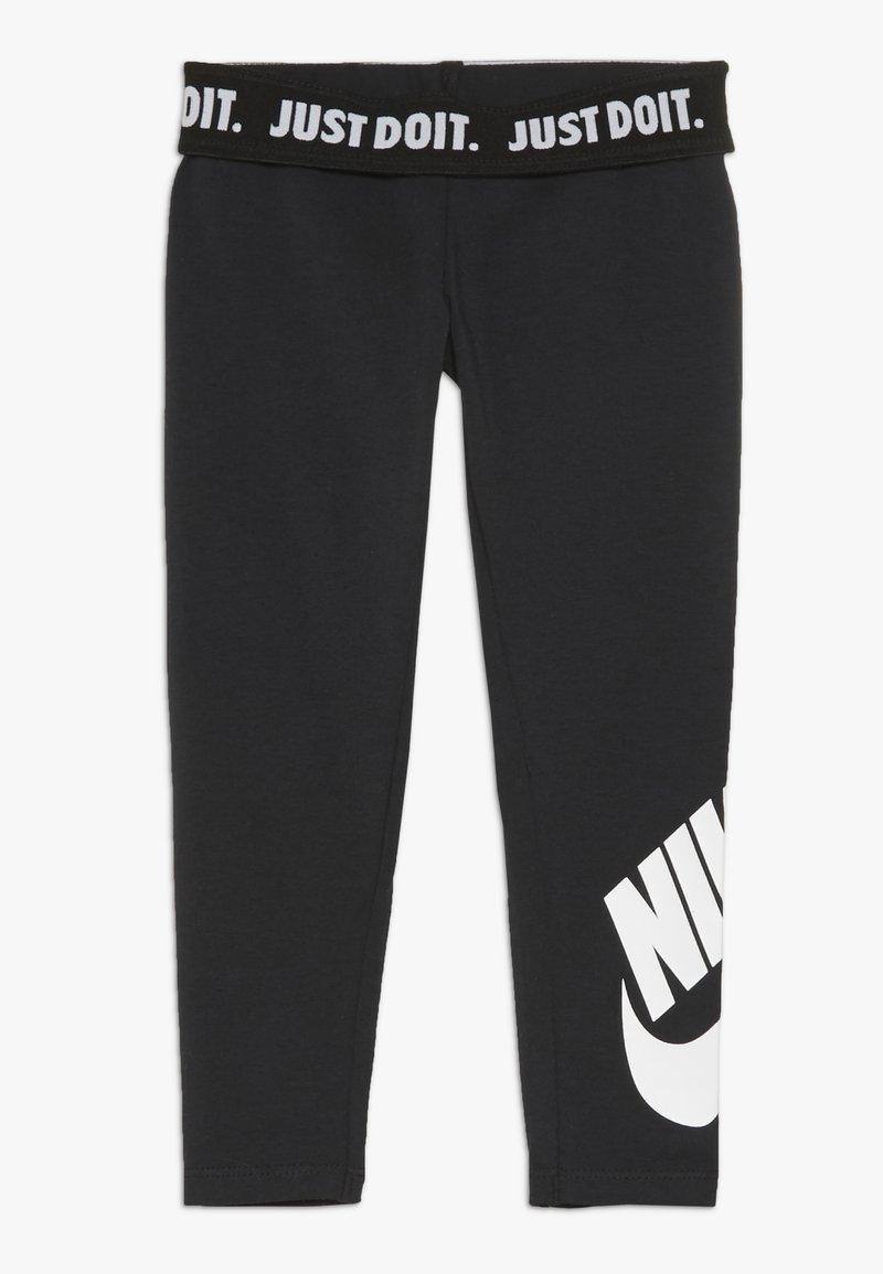 Nike Sportswear - FAVORITE FUTURA - Leggings - black