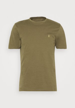 BRACE CREW - Basic T-shirt - saguaro green
