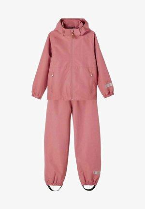 Rain trousers - mauvewood