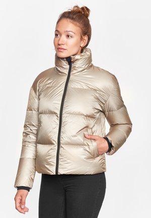 Down jacket - beige
