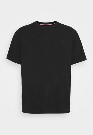 STRETCH TEE - T-shirt con stampa - black