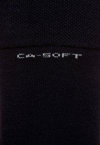 camano - 3PACK - Knee high socks - black - 1