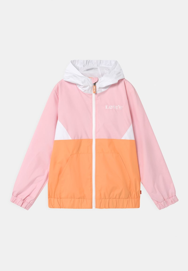 Levi's® - LIGHT WEIGHT OUTERWEAR - Waterproof jacket - canteloupe