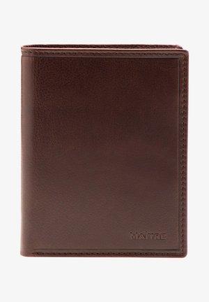 ARIBERT - Wallet - dark brown