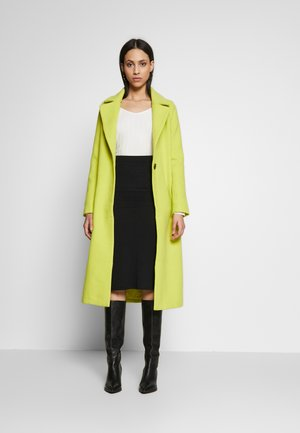 NMANJA SKIRT TALL 2 PACK - Pencil skirt - black/medium grey melange