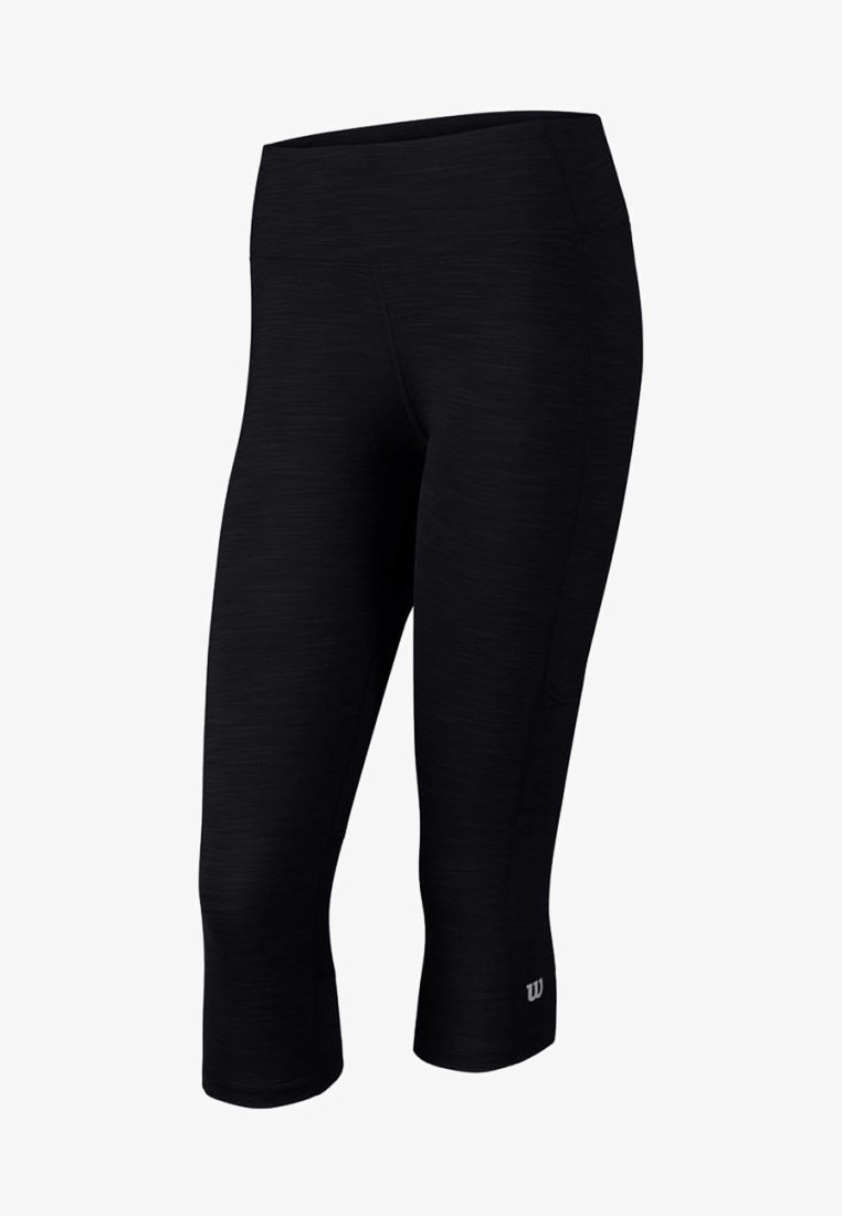 Wilson - RUSH CAPRI - Leggings - black