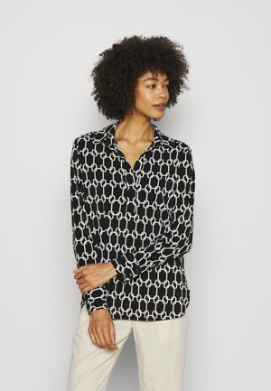 CHAIN - Long sleeved top - black