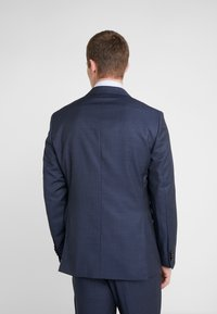 Michael Kors - SLIM FIT SOLID SUIT - Completo - navy - 3