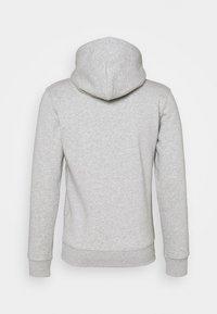 Les Petits Basics - HOODIE CAFÉ CROISSANT UNISEX - Sweatshirt - heather grey - 1
