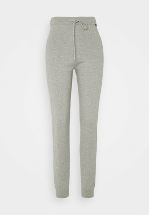 ZELL PANTS  - Tracksuit bottoms - grape