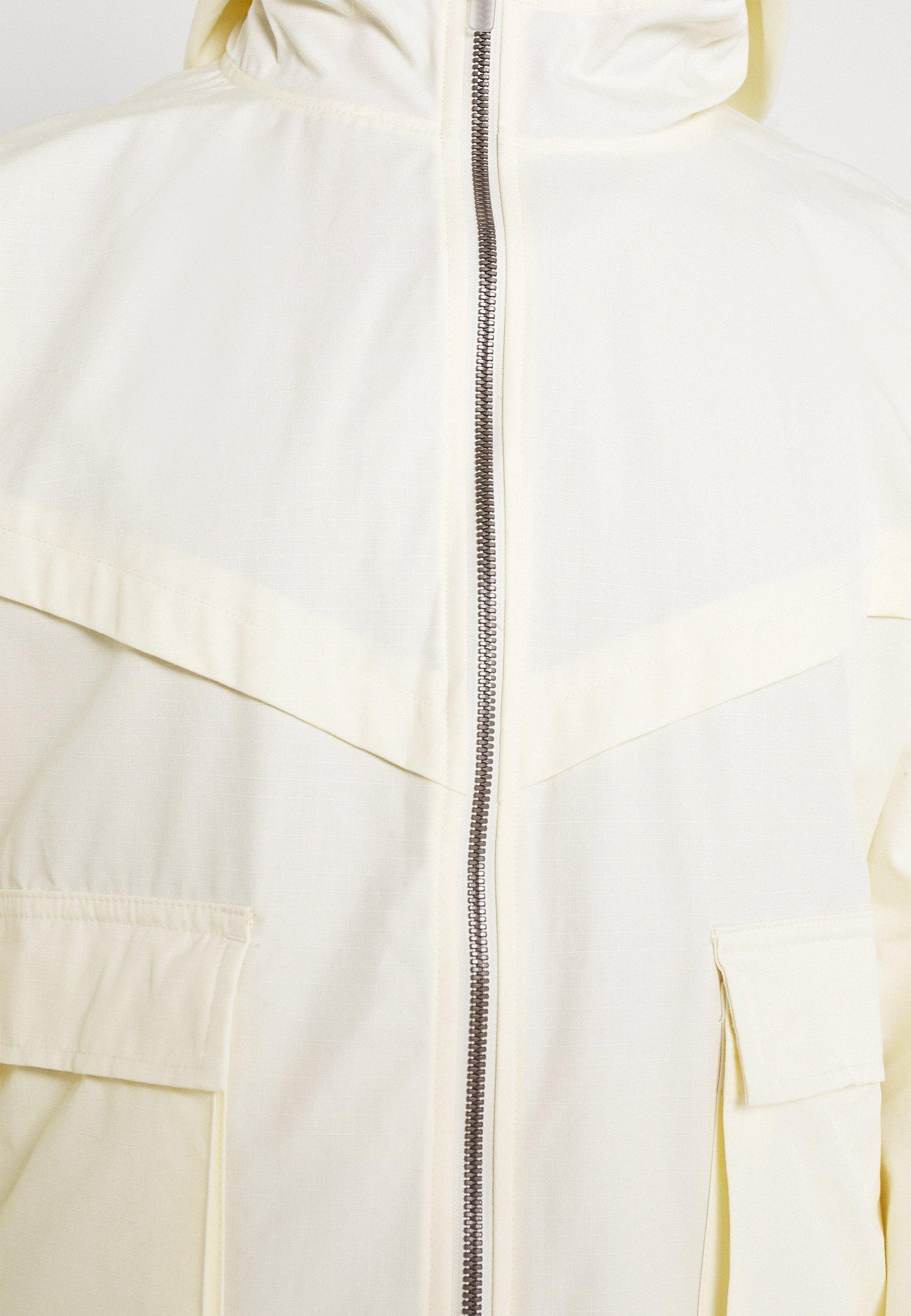 Women W NSW ICN CLSH JKT WR CANVAS - Training jacket